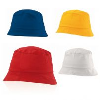 Kids Cotton Bucket Hat